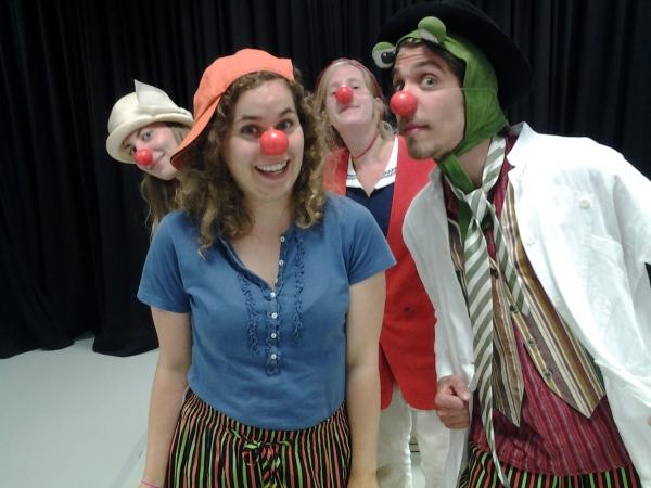 Lachen hilft Heilen | Theaterpädagogisches Onlineportal